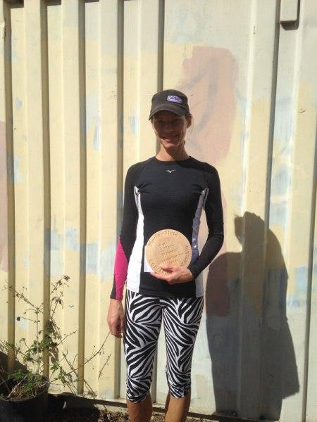 Juliana Korver - 2014 Course Championship Women's Division Winner